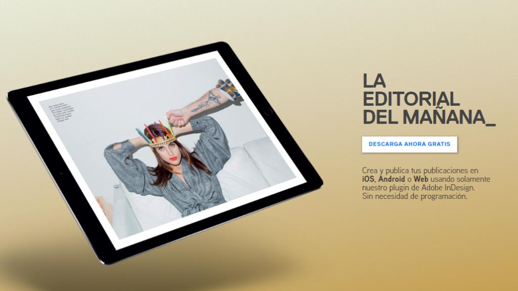 Buttonpublish: la editorial del mañana en publicación digital