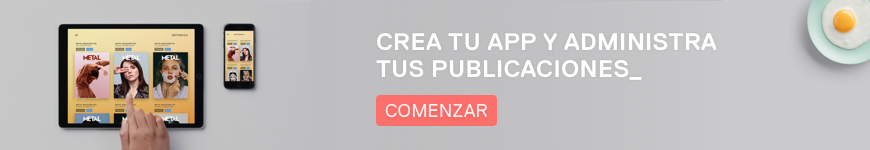 Comienza a crear publicaciones interactivas con Buttonpublish