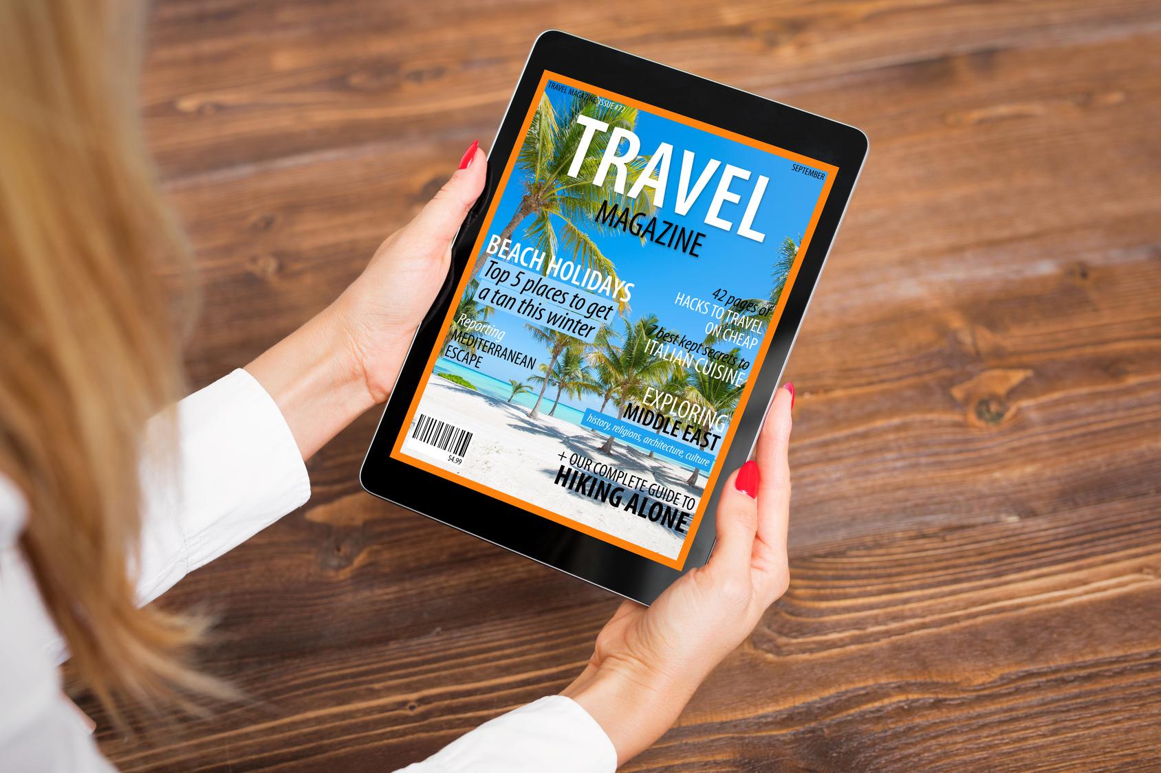 El marketing editorial para revistas digitales saca provecho de cada aspecto de tu publicación