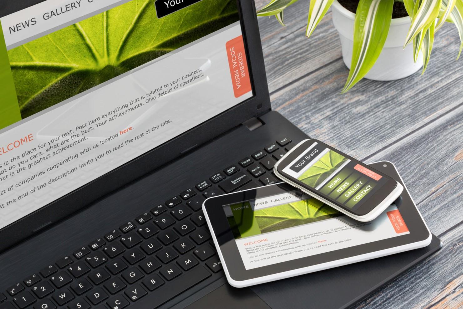 Una publicación digital responsive es básico para poder interactuar en el entorno online