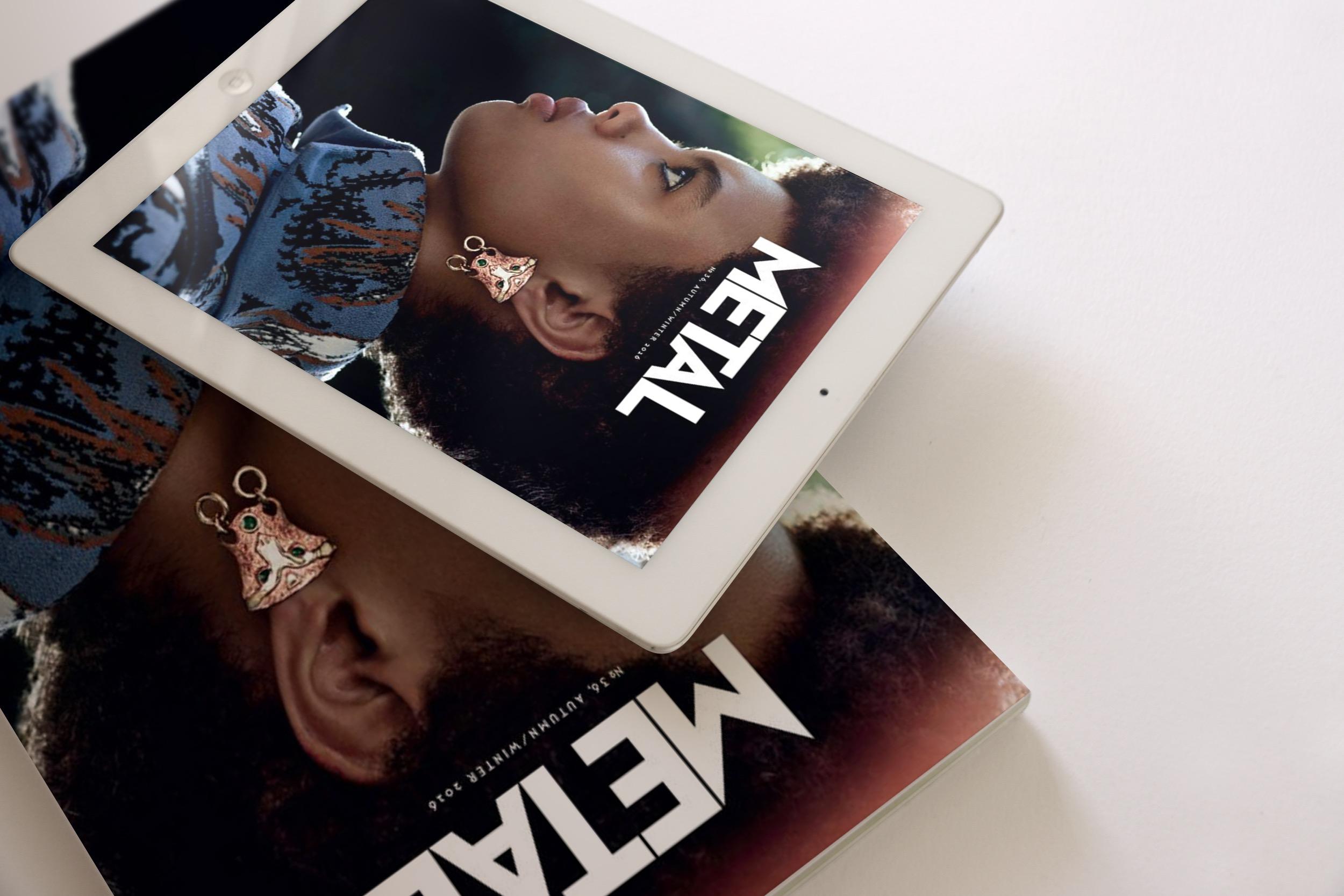 Cinco técnicas para crear portadas atractivas en revistas digitales